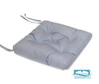 Подушка для стула 35*35 бязь (серый) (отгружается по 2 шт.)