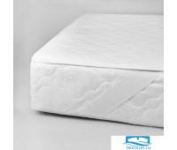 Наматрасник на резинках 'Космо' HOT-HOR997-07-01 Белый 90х200