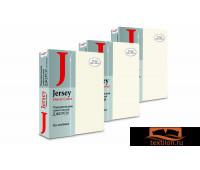 Пододеяльник трикотажный 'Джерси' 110x140 (экрю №1003)