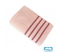 Эдем 90*145 розовое полотенце Микрокоттон