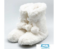 H260/3 Сапожки домашние «Froggy» белые 40