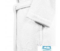 Мишель халат махр/велюр,бел,XS(42),1пр, 100% хлопок