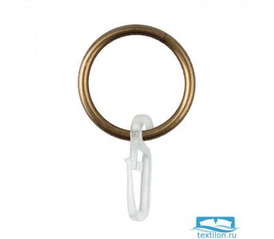 Кольцо с крючком, 25 мм