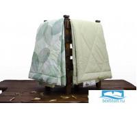 ЭП-О-5-1 Одеяло стеганое легкое 'Эвкалиптовая прохлада' 150х200