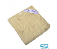 Артикул: 223 Одеяло Medium Soft 'Летнее' Camel Wool (верблюжья
