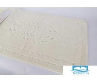 Набор ковриков для ванной Карвен 'OSMANLI' KV 115 кремовый