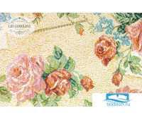 Покрывало на кровать гобелен 'Rose delicate' 240х260 см