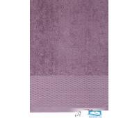 Полотенце 'JOY' р-р: 70x 140см, цвет: лиловый