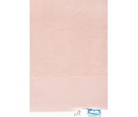 Полотенце 'JOY' р-р: 70x 140см, цвет: розовый