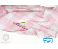 Плед детский 'Vanessa', р-р: 100х150см, цвет: розовый
