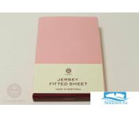 Простыня, р-р: 130 x 75 x 25см, цвет: розовый