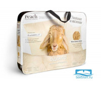 Одеяло PEACH Sheep wool 172х205 Легкое