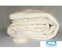 ШЗ-О-4-3 Одеяло всесезонное 'Шерстяной завиток' 172х205