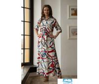 Платье (вискоза) №20-297-7 L(48) 20-297-7 L(48)