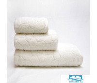 РАФФИ 70*140 молочное полотенце пени микрокоттон 450гр/кв.м