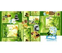 Релакс полотенце вафельное (упаковка 5 шт.) 45х60