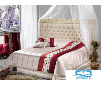 Покрывало+2 подушки R.BALESTRA арт.Romantica sabbia 268x268