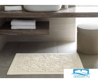 ТИРА коврик для ванной экрю 60х90,100% хл,900 гр/м2