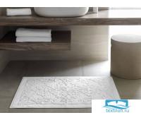 ТИРА коврик для ванной бел 60х90, 100% хл,900 гр/м2
