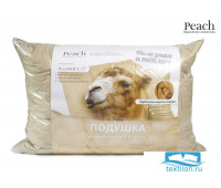 Подушка PEACH Camel wool 50х70