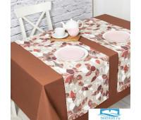 Комплект - 2 дорожки на стол Дар 40х140 см, 2-3001/1